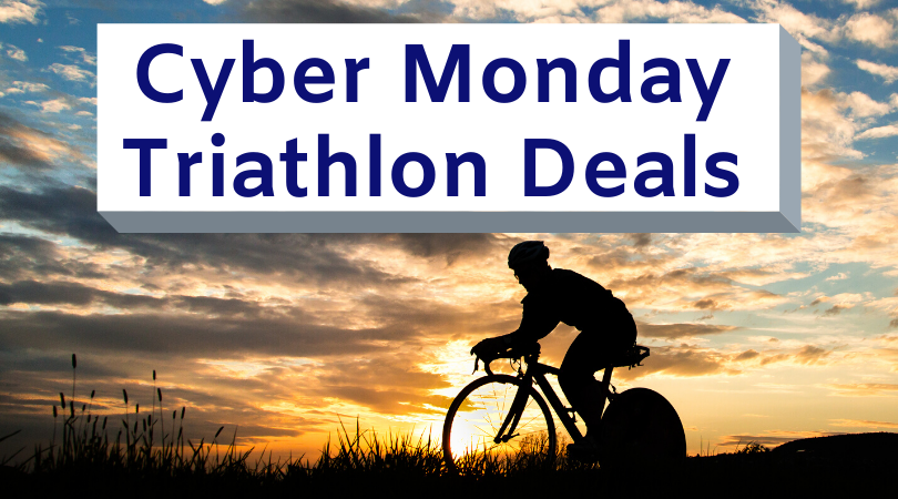 Cyber Monday Triathlon Deals