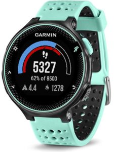 Garmin-Forerunner-235-GPS-Running. Sporty watch for the endurance athlete.